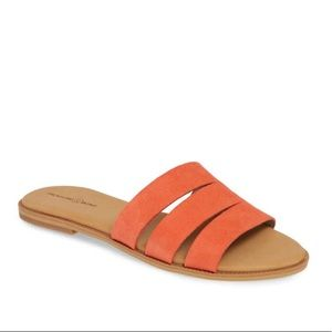 Treasure & Bond Miles Slide Sandal Size 7.5